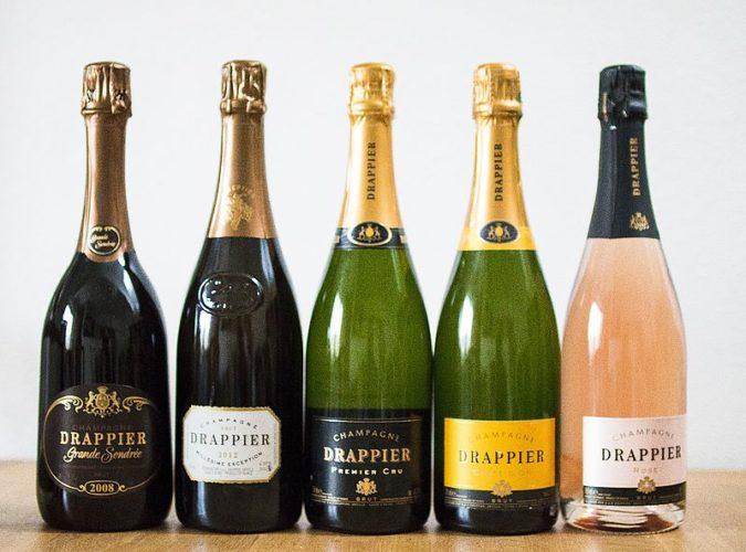 coffret cadeau champagne