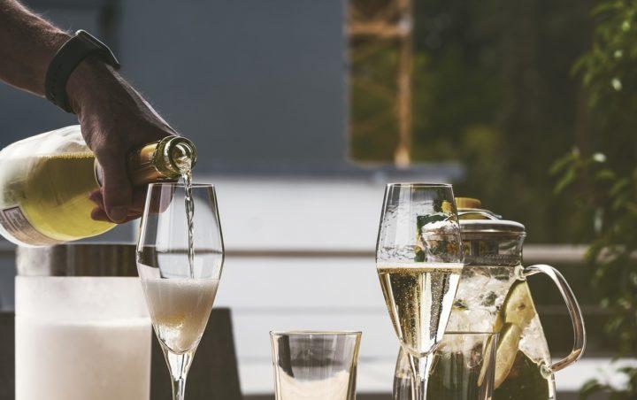 choisir champagne pour bapteme